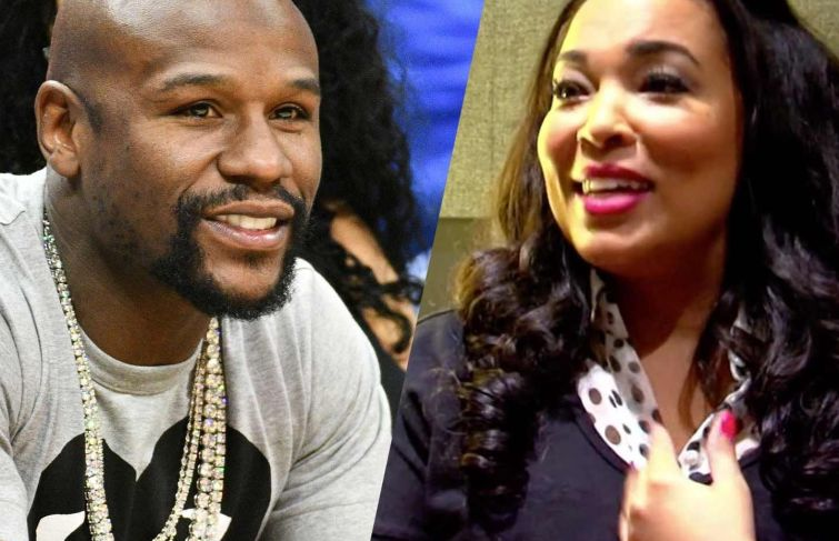 Floyd Mayweather's Ex Josie Harris Was In A $20 Million Trial Before Death Floyd Before Her Death