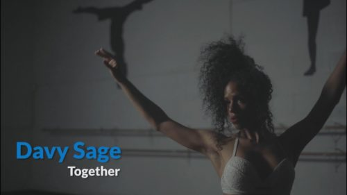 Davy Sage Releases A Visually Compelling Video For The Song 'Together'