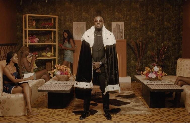 Peruzzi Release New Music 'Lagbaja'
