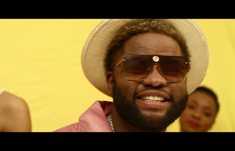 Skales Releases Video For 'God Is Good'