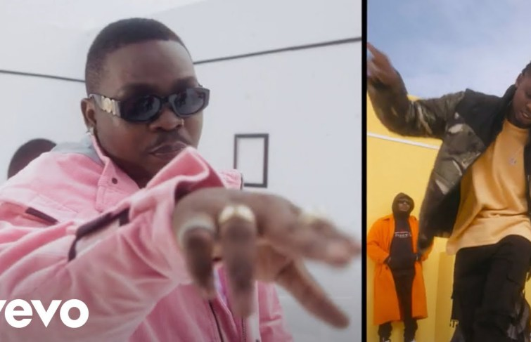 Olamide Featuring Omah Lay – Infinity