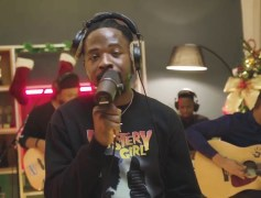 "Johnny Drille Delivered Live Performance of ""Mystery Girl"""