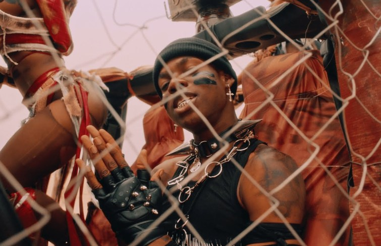"Rema Releases ""Bounce"" Video"