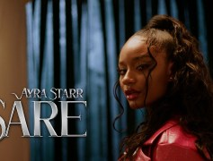 """Ayra Starr Releases Video For """"Sare"""""""