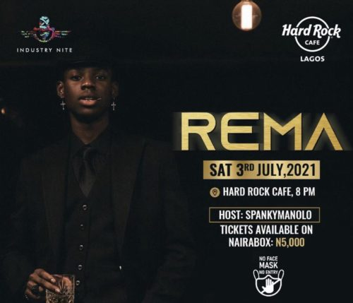 Industry Nite Returns With The Most Anticipated REMA Performance