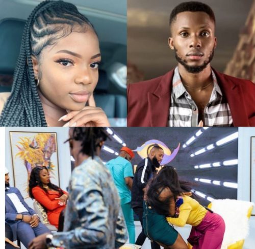 Big Brother Naija Reunion – Dorothy / Brighto and Ka3na / Praise's Tale Of Shame Was The Highlight