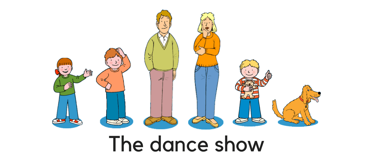 Biff, Chip and Kipper – The Dance Show