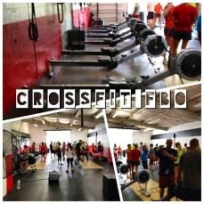 Enjoying some CrossFit