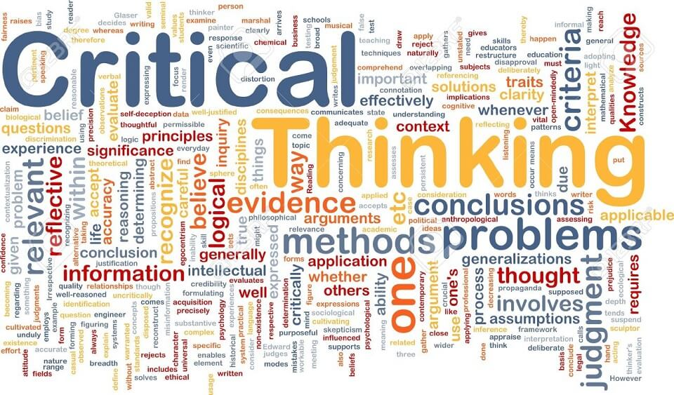 critical thinking ability education