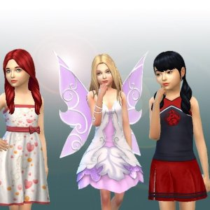 Girls Dresses Pack