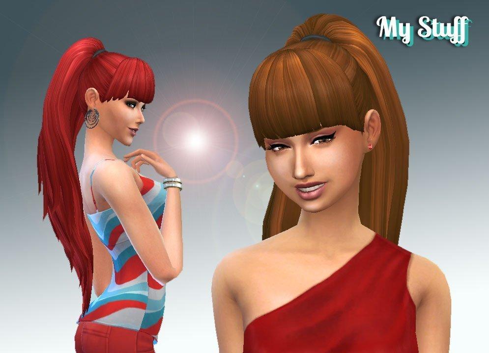 Ariana Ponytail