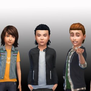 Boys Hair Pack 2