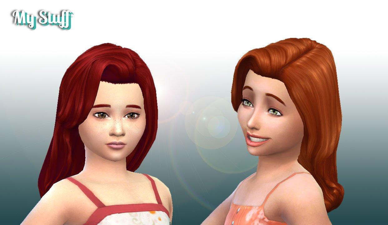 Caroline Hairstyle for Girls