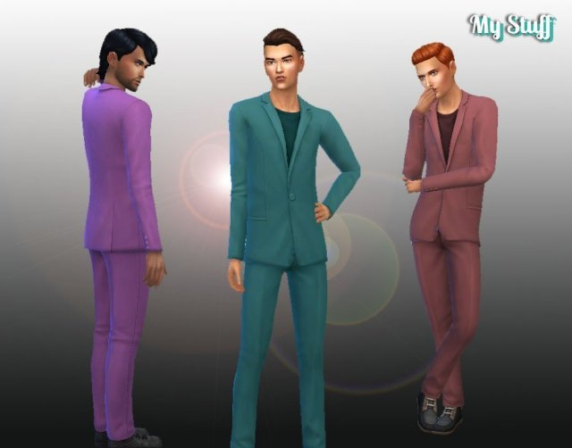 Retail Hight Suit