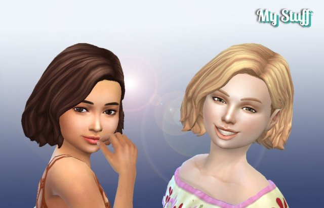 Amalia Hairstyle for Girls