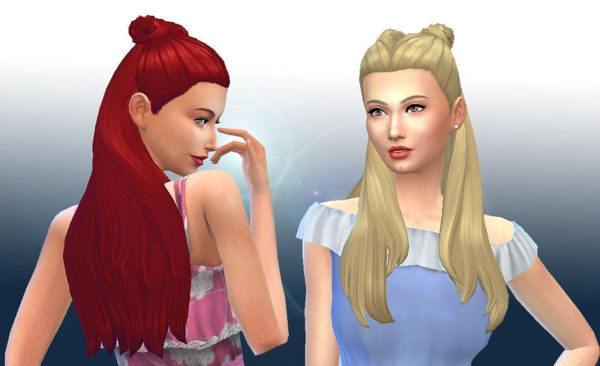 Ariana Hairstyle Version 3