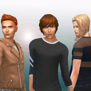 Male Hair Pack 4
