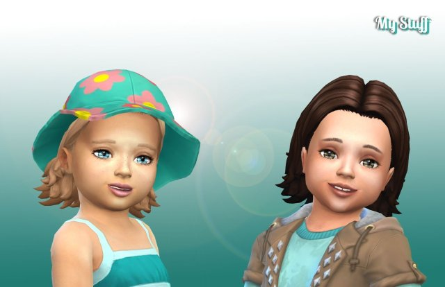 James Hairstyle for Toddlers