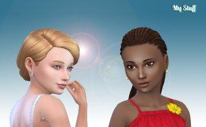 Earrings Hoop Small for Girls