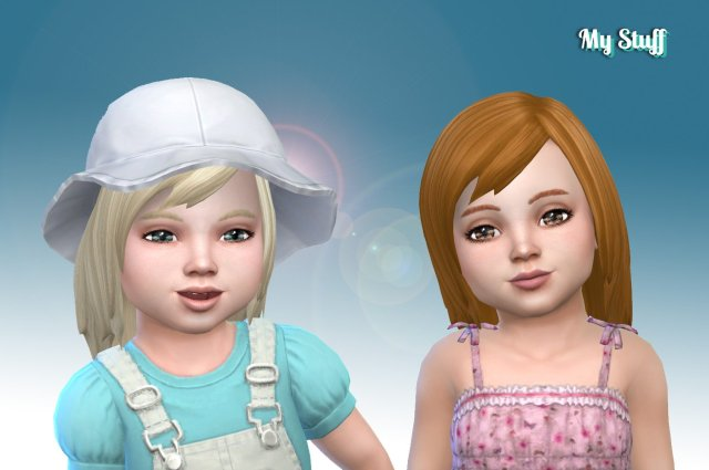 Louise Hairstyle for Toddlers