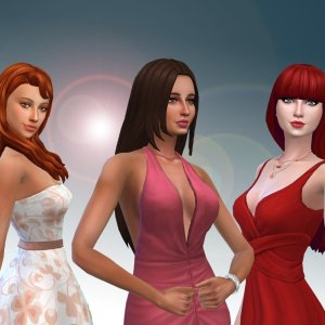 Female Long Hair Pack 15