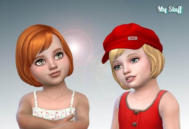 Layla Hairstyle for Toddlers
