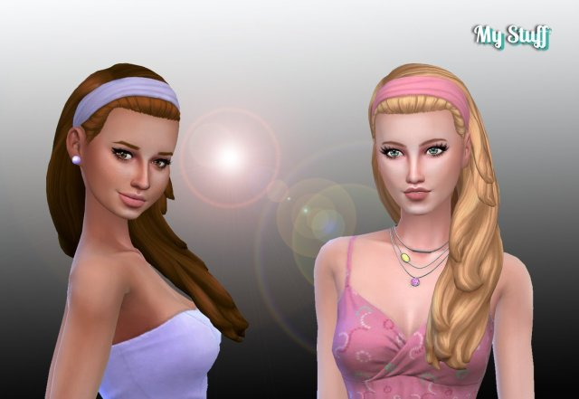 Livia Hairstyle