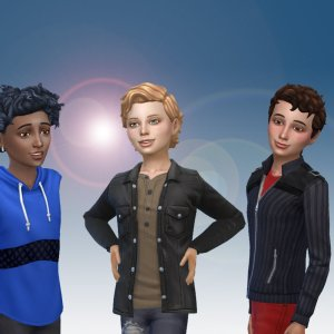 Boys Clothes Pack