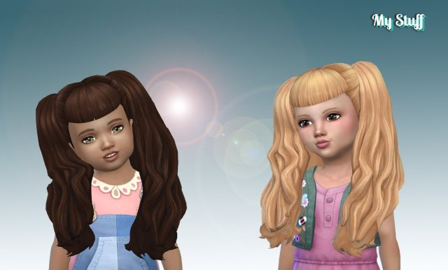 Georgia Hairstyle for Toddlers