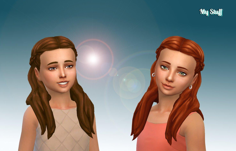 Lauren Hairstyle for Girls