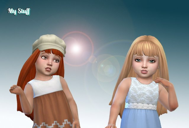 Destiny Hairstyle for Toddlers