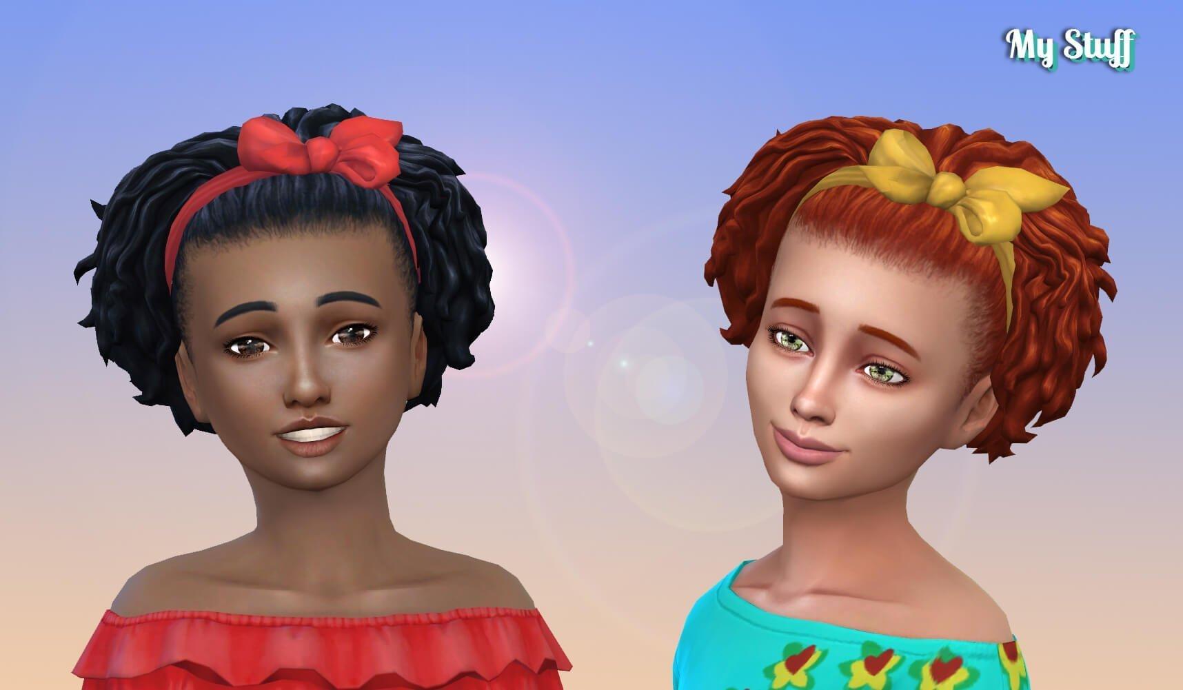Josephine Curls for Girls