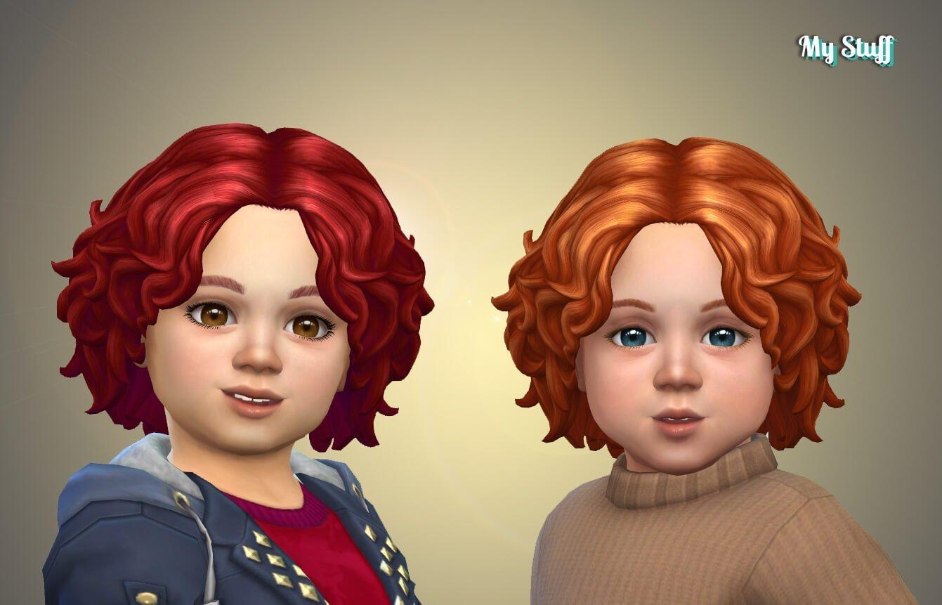 Luke Hair for Toddlers