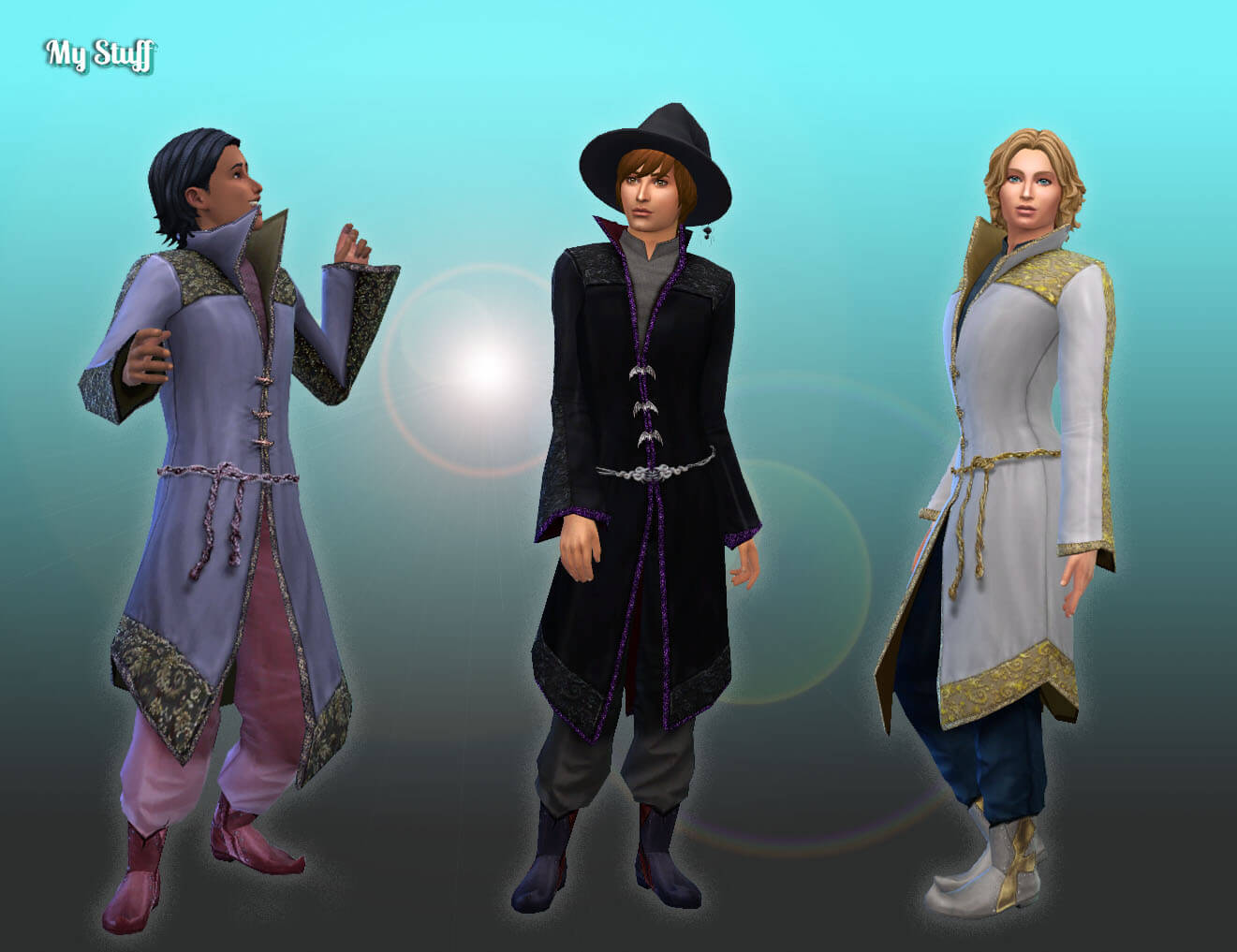 TS2 Witch Outfit