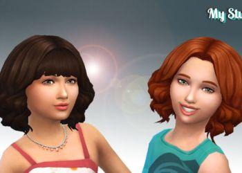 Aurora Hairstyle for Girls