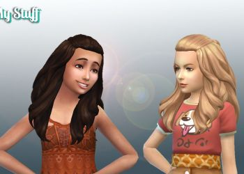 Isabella Hairstyle for Girls