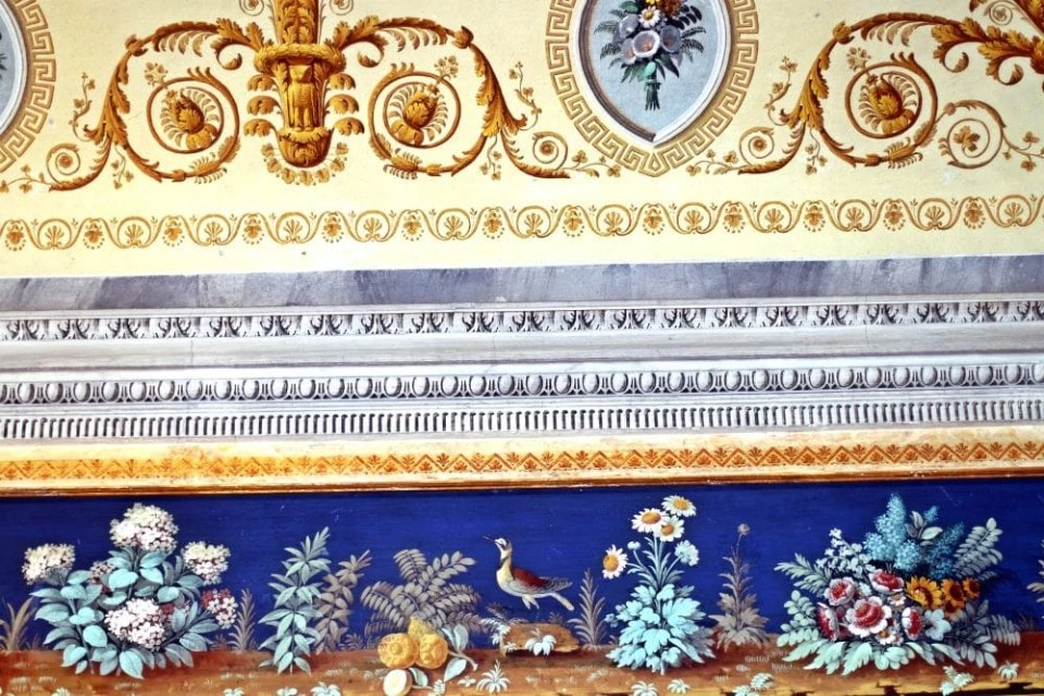 fashion and architectural details