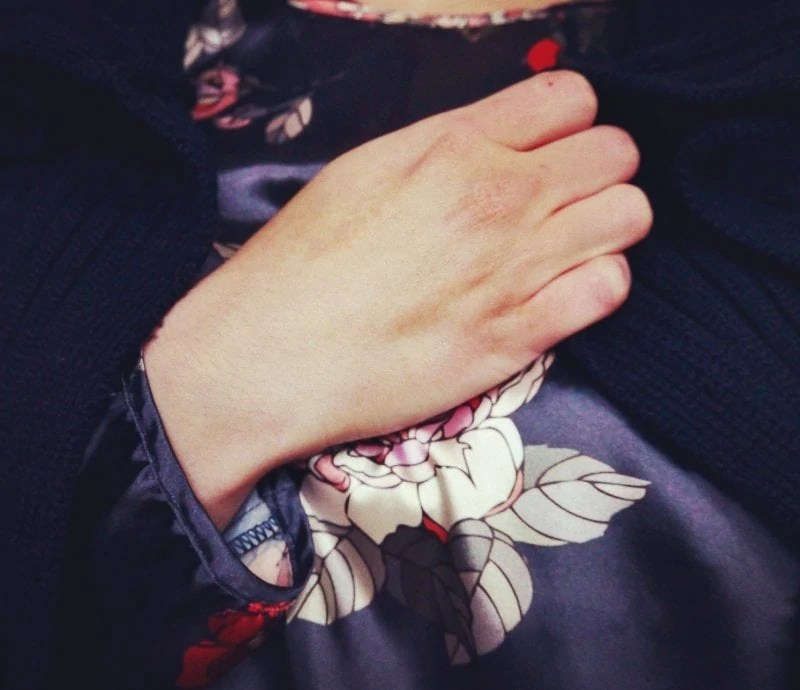 top with flowers for winter