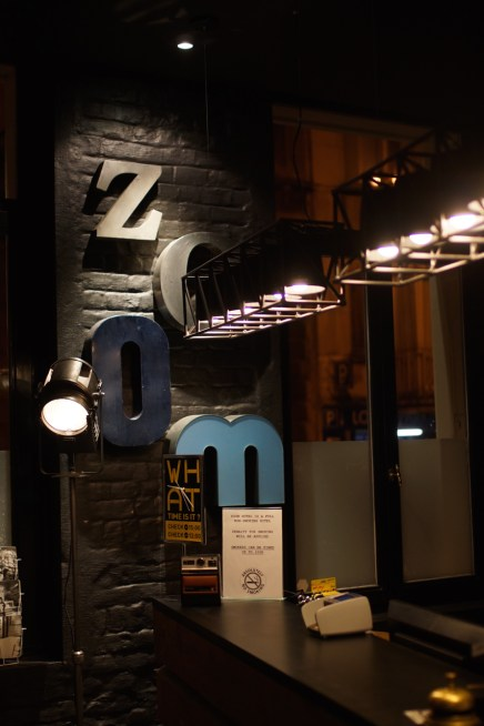 Zoom Hotel, Brussels