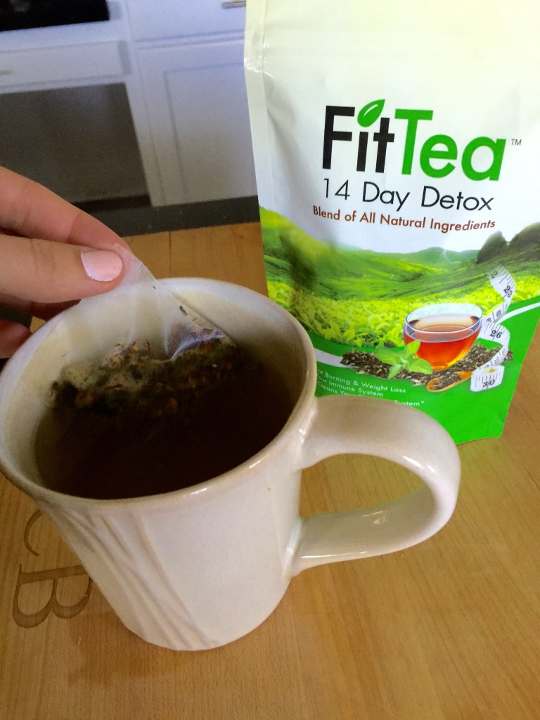 Fit Tea for Weightless