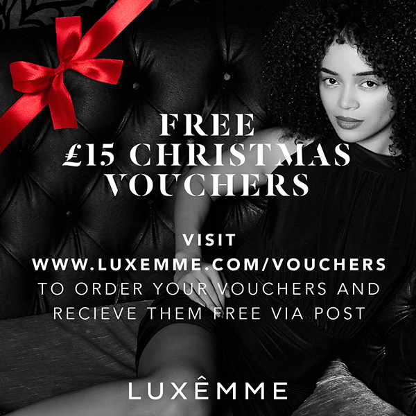 Free gift vouchers to luxemme fashion