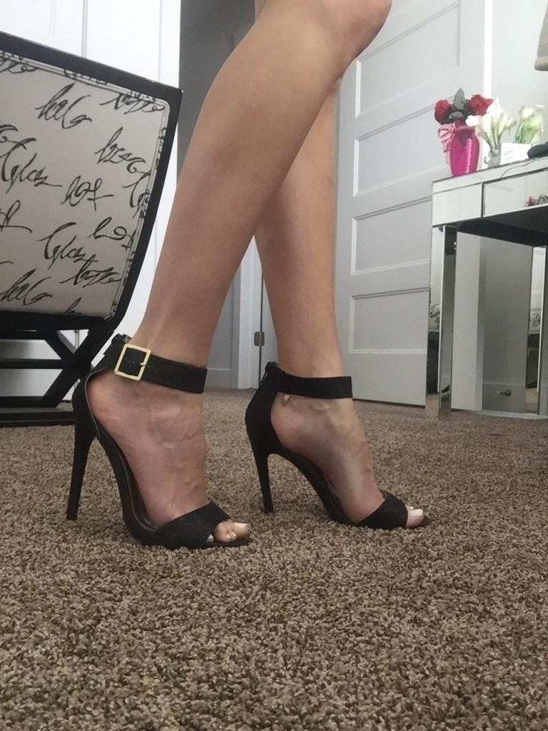 zooshoo black sequin sandals