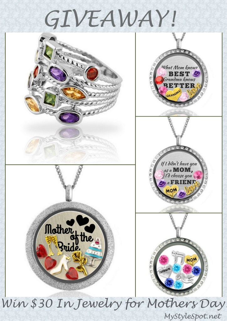 touchofdazzle jewelry giveaway
