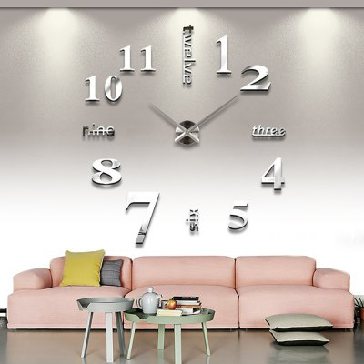 wall clock from gear best