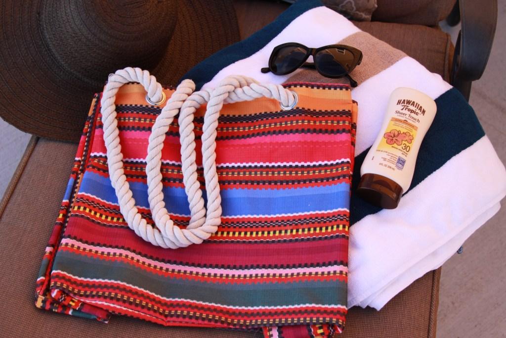 baja beach bag