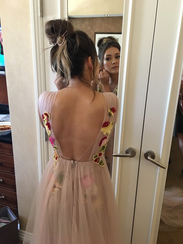 Beauty Breakdown for Maddie & Tae at The 52nd Academy of Country Music Awards