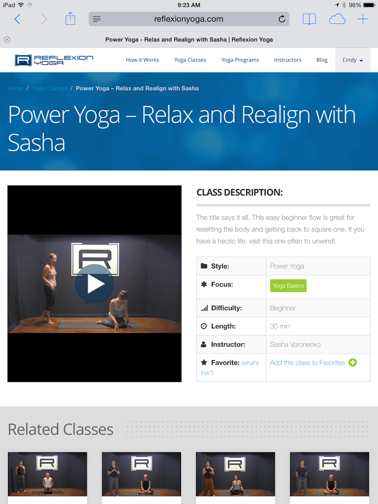 Find Your Inner Calm and a Great Daily Workout from the Comfort of Your Own Home: Reflexion Yoga Review