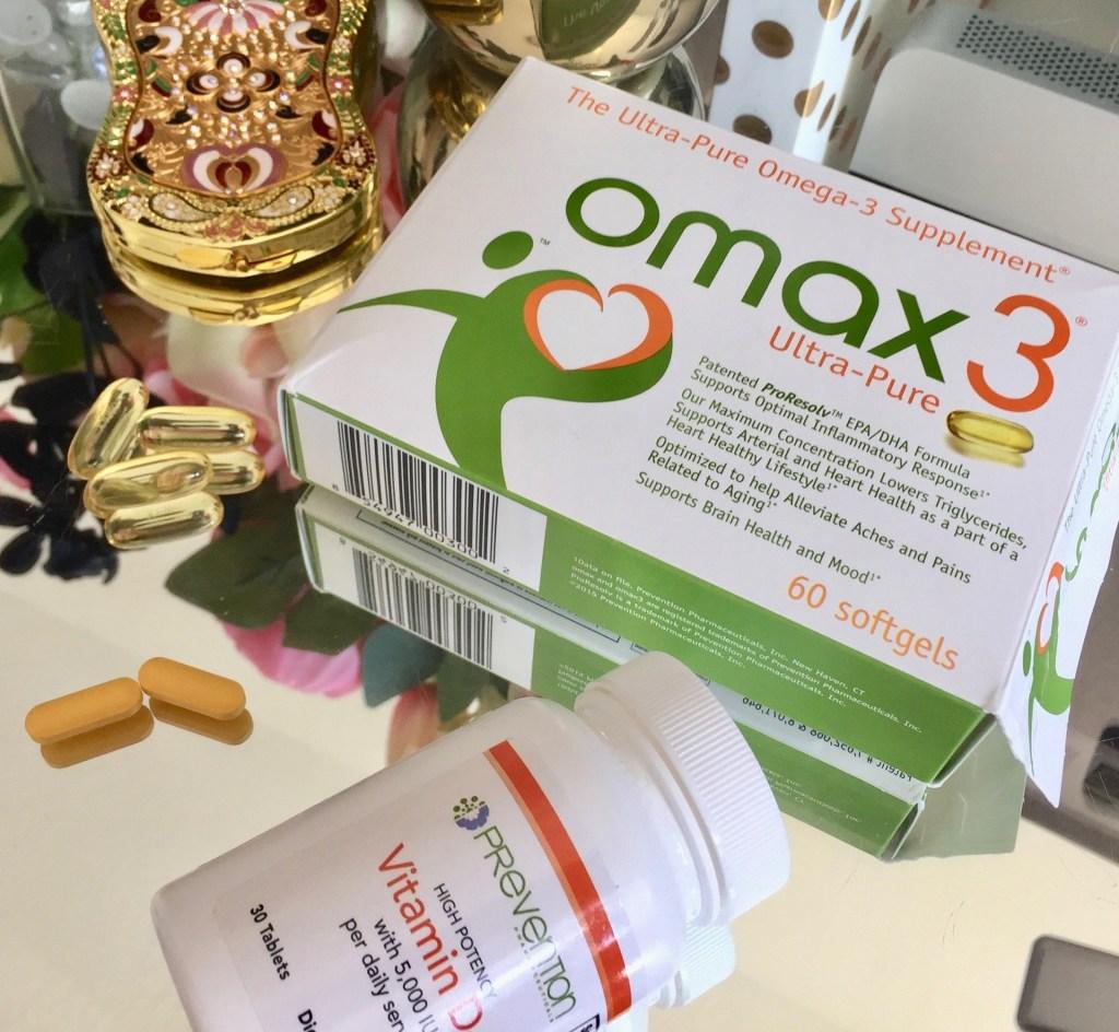 OMAX Omega 3