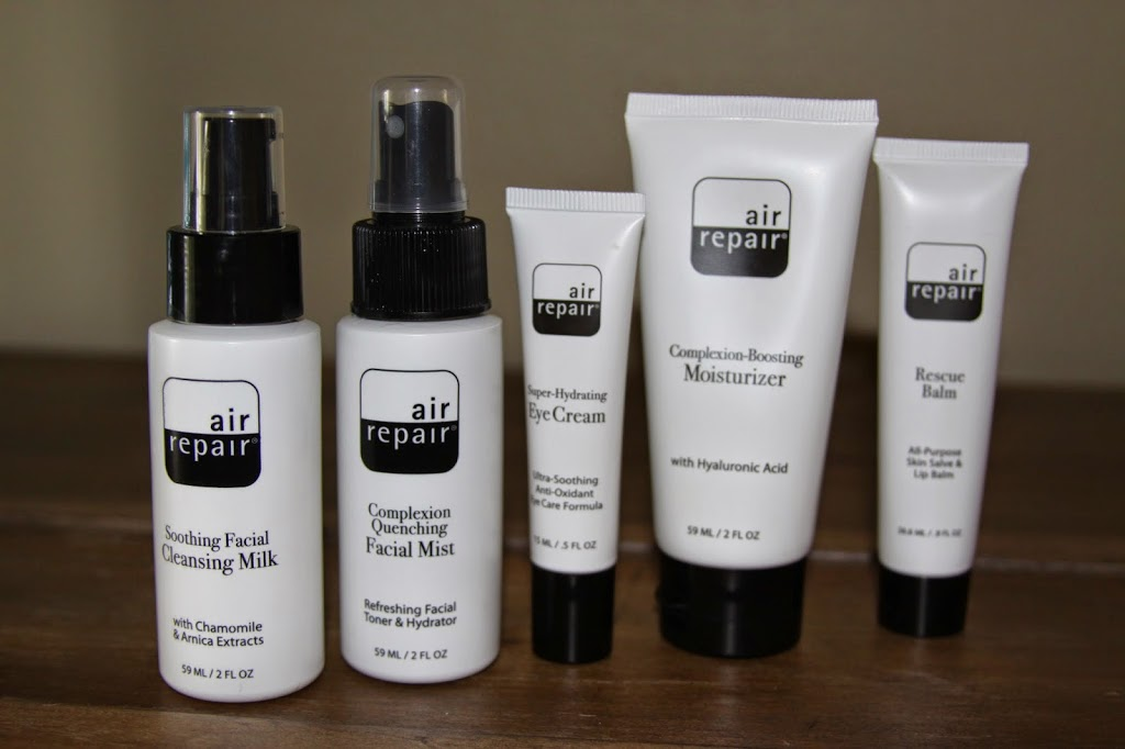 Traveling This Season? I have the Perfect Skincare Solution For You: Air Repair Skincare Review