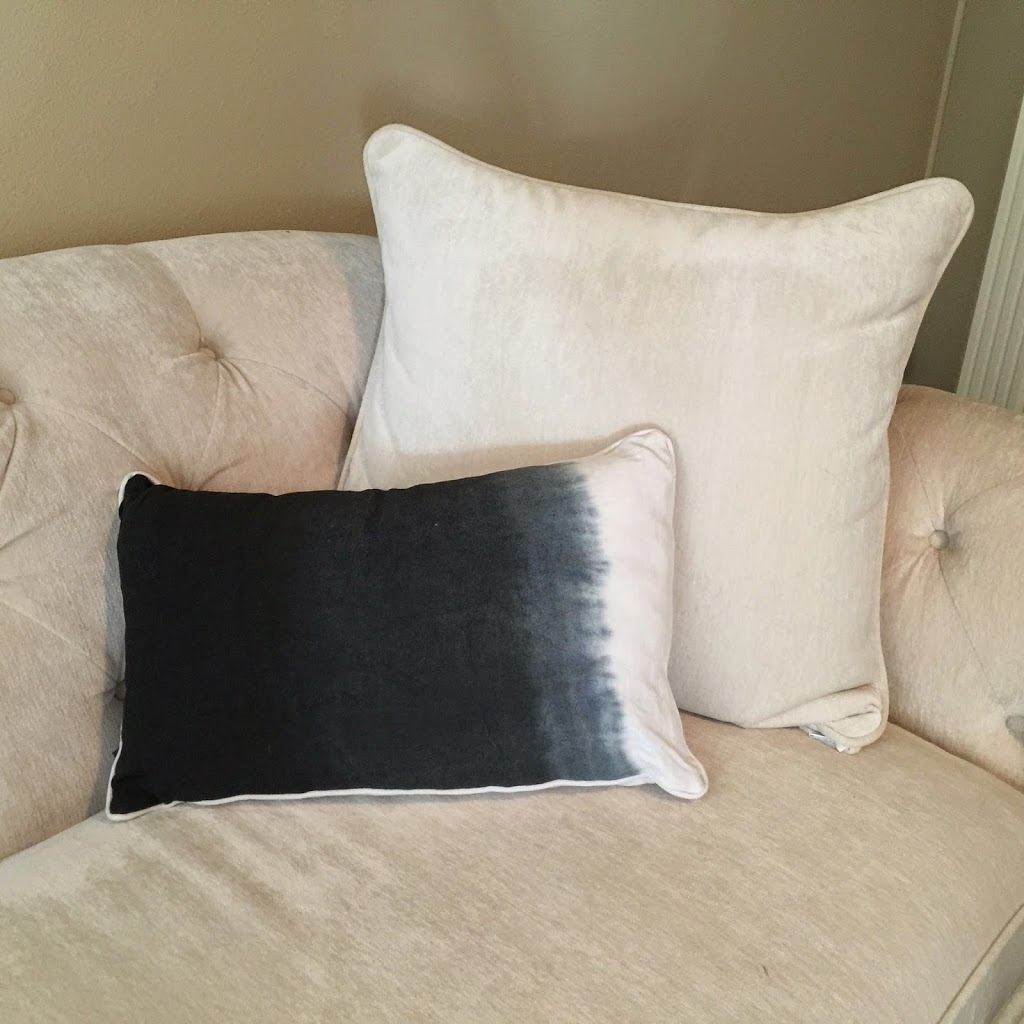 Luxurious English Decor Perfect for Your Home: Christy Throw Pillow and Scented Candle Review + Twitter GIVEAWAY